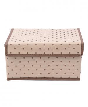Коробка для хранения вещей с крышкой Уют Brabag