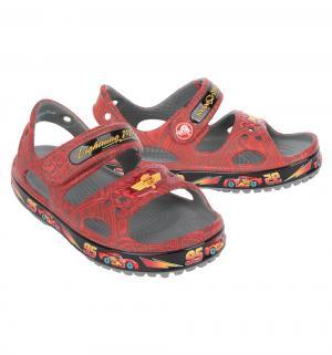 Сандалии  Crocband II LightningMcQueen K Flame, цвет: красный Crocs
