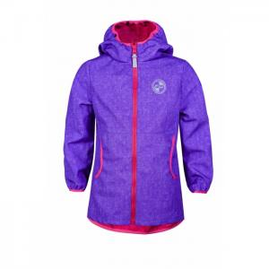 Куртка для девочки Softshell Sherysheff