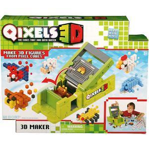Набор для творчества  Qixels 3D Принтер Spin Master