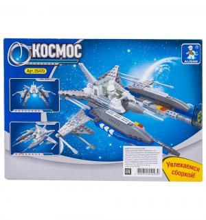 Конструктор  Космос 209 деталей Ausini