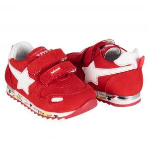 Кроссовки , цвет: красный Bebetom