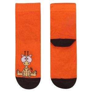 Носки  Жираф, цвет: оранжевый Mark Formelle