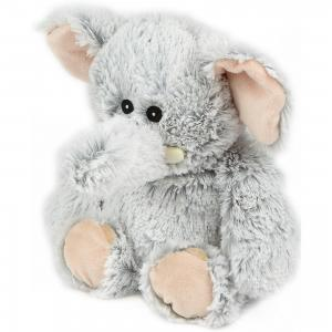 Игрушка-грелка Marshmallow Слоник Cozy Plush, Warmies Intelex
