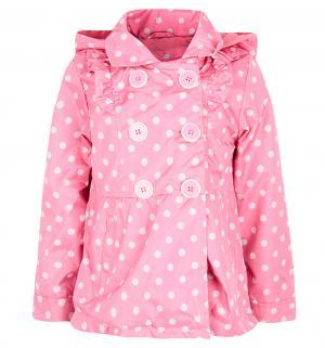Плащ , цвет: розовый Gusti