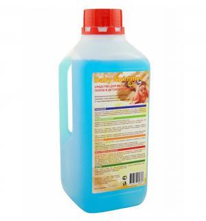 Средство жидкое  для мытья полов в детcкой комнате , 1 л Baby Swimmer