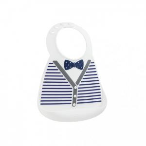 Нагрудник  Baby Bib Little gentleman Make my day