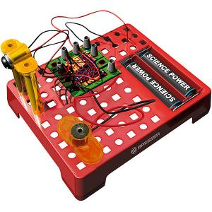 Набор для экспериментов  Junior Датчик движения Bresser. Цвет: красный