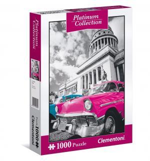 Пазл  Платиновая коллекция. Куба 1000 элементов Clementoni