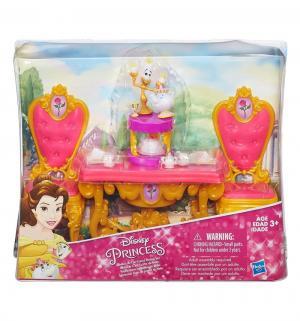 Игровой набор  МеБелль Принцессы Столовая Белль Disney Princess