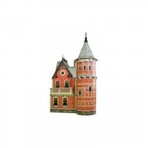 Сборная модель Кукольный Дом Умная Бумага