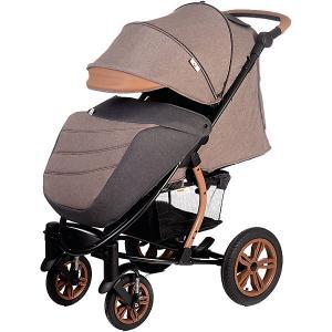 Прогулочная коляска  Tribut, коричневая с серым Baby Hit. Цвет: braun/grau