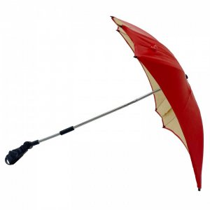 Зонт для коляски  Эко кожа Tutek