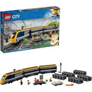 Конструктор  City 60197: Пассажирский поезд LEGO