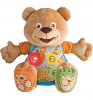 Интерактивная игрушка  Говорящий мишка Тедди Chicco