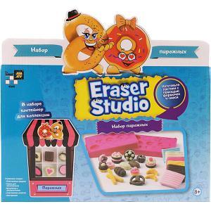 Набор для изготовления ластиков  Toys Пирожные Diamant