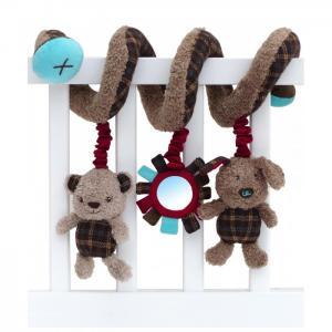 Подвесная игрушка  Медвежонок и Щенок Little Bird Told Me