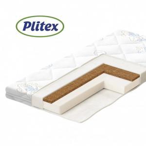 Матрас Plitex Юниор для колыбели 90х40х4 см Плитекс
