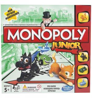 Настольная игра  Junior Monopoly
