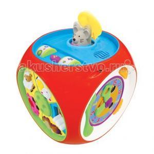 Развивающая игрушка  Многофункциональный короб Kiddieland