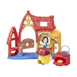 Игровой набор Disney Princess Royal Clips, Домик Белоснежки Hasbro