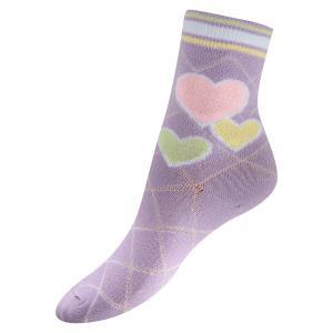 Носки , цвет: сиреневый Akos