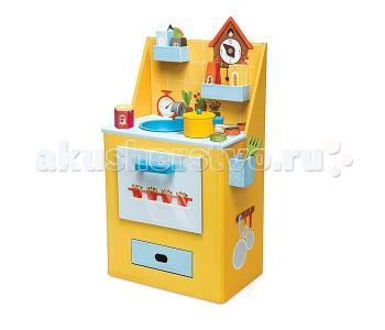 Игрушки из картона: Кухня шеф-повара Шафрана Krooom
