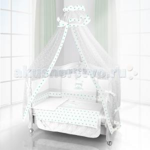 Комплект в кроватку  Unico Capolino 120х60 (6 предметов) Beatrice Bambini