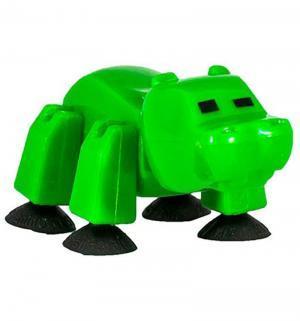 Фигурка  Сафари Бегемот, цвет: зеленый Stikbot