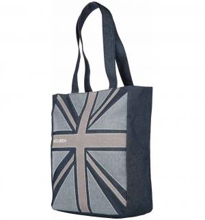 Сумка  Magazine Tote Denim Flag Maclaren