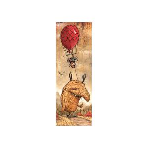 Пазл Heye Воздушный шар, 1000 деталей, вертикальный