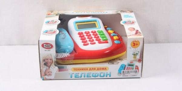 Игрушка Телефон JB0208045 Play Smart