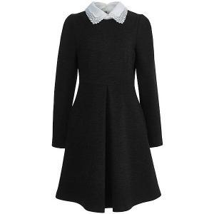 Платье Silver Spoon. Цвет: черный