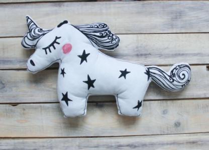 Игрушка-подушка Unicorn 45х25 VamVigvam