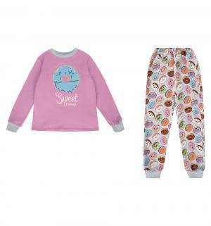 Пижама , цвет: фиолетовый Bembi