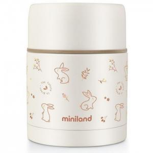 Термос  детский для еды Natur rmos 600 мл Miniland Thermos