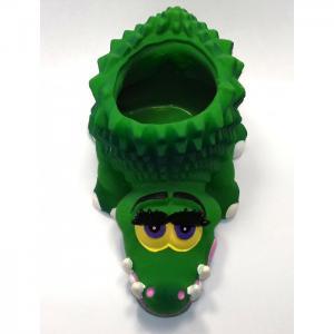 Латексная игрушка Крокодил 4142 Lanco
