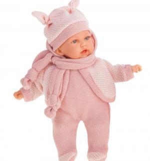 Кукла  Ромина в светло-розовом 27 см Juan Antonio