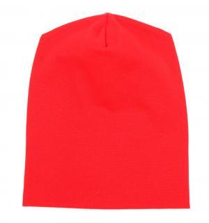 Шапка , цвет: красный Leader Kids