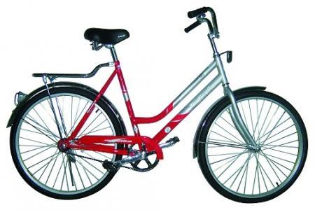 Велосипед  Luna 50, цвет: красный Top Gear
