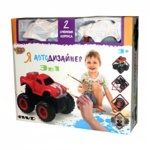 Игровой набор Я Автодизайнер 3 в 1 M6540-6 Yako