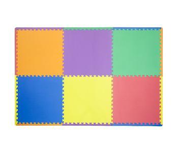 Игровой коврик  24 Симпл-24, толщина 15мм KB-203-6-NT FunKids