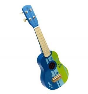 Гитара  синяя Hape