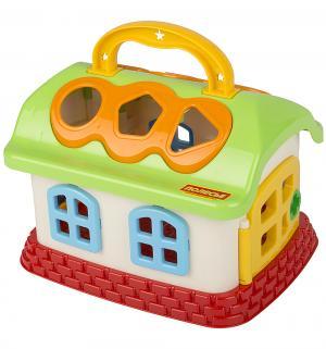 Развивающая игрушка  Сказочный домик Полесье