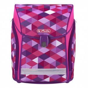 Ранец Midi New Pink Cubes Herlitz