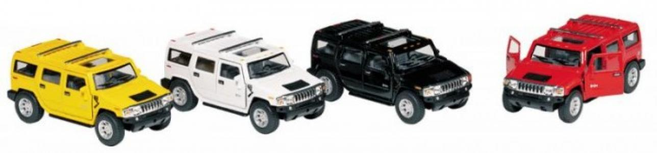 Машинка Hummer H2 SUV Goki