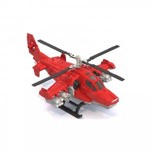 Пожарный вертолет, Нордпласт
