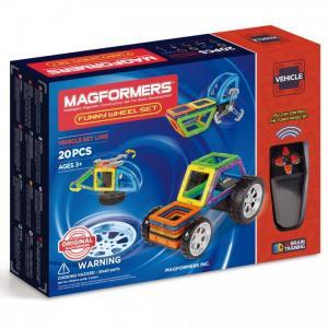 Конструктор  Магнитный Funny Wheel Set 20 Magformers