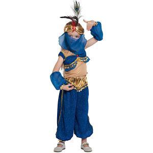 Карнавальный костюм  Шахерезада Карнавалофф. Цвет: разноцветный