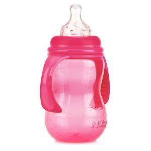 Бутылочка , с 6 месяцев, 300 мл Nuby
